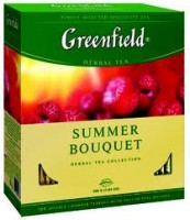 Чай травяной Greenfield Summer Bouquet 100*2г