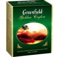 Чай черный Greenfield Golden Ceylon 100*2г