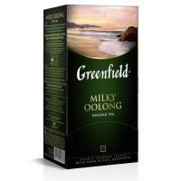 Чай оолонг Greenfield Milky oolong 25шт*2г