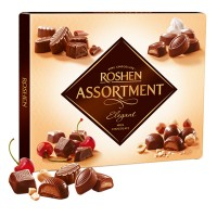 Набор конфет «Roshen Assortment Elegant» 290г
