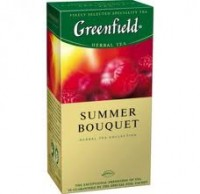 Чай травяной Greenfield Summer Bouquet 25*2г