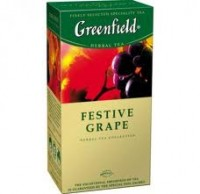 Чай травяной Greenfield Festive Grape 25*2г