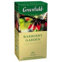 Чай черный Greenfield Barberry Garden 25*1,5