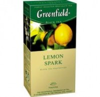 Чай черный Greenfield Lemon Spark 25*1,5г