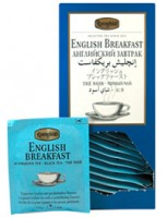 Чай черный RONNEFELDT English Breakfast  25*1,5г
