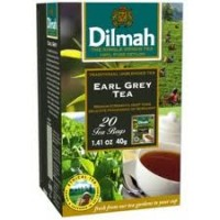 Чай черный DILMAH Exclusive Earl Grey 25*2г