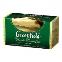 Чай черный Greenfield Classic Breakfast 25*2г