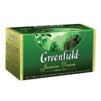 Чай зеленый Greenfield Jasmine Dream 25*2г