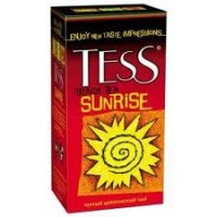 Чай черный TESS Tess Sunrise 25*2г