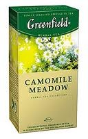 Чай травяной Greenfield Camomile Meadow 25*1,5