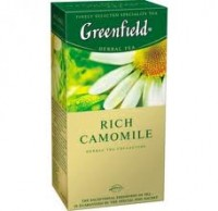 Чай травяной Greenfield Rich Camomile 25*1,5г